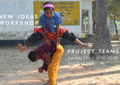 Workshop: Project teams | February 2016