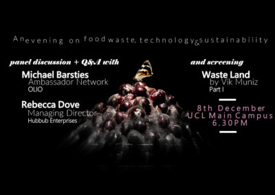 Metamorphosis: When Waste Becomes a Resource | 8th December 2016