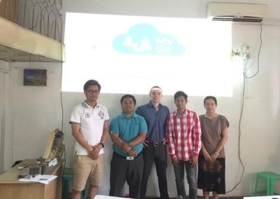 MyGo Programme (MBA entrepreneurs)